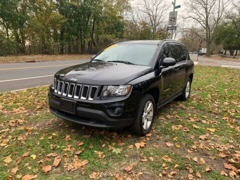 2016 Jeep Compass for sale at Kapos Auto, Inc. in Ridgewood, Queens NY