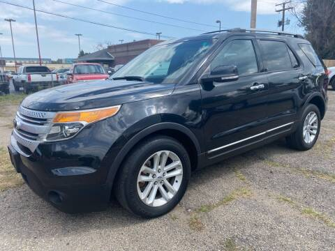 2013 Ford Explorer for sale at Martinez Cars, Inc. in Lakewood CO