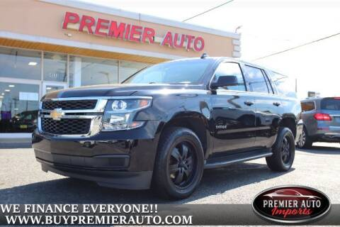 2016 Chevrolet Tahoe for sale at PREMIER AUTO IMPORTS - Temple Hills Location in Temple Hills MD
