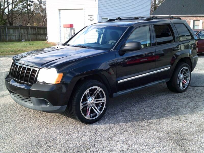 2010 Jeep Grand Cherokee for sale at Wamsley's Auto Sales in Colonial Heights VA