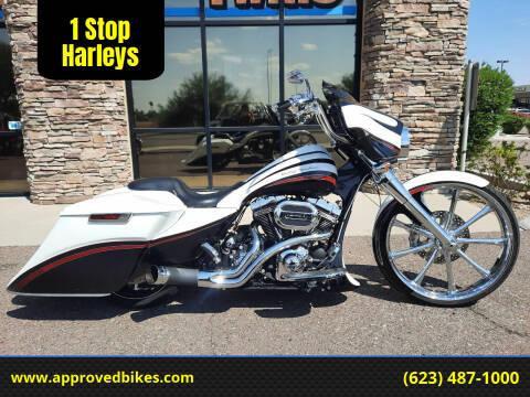 2015 Harley-Davidson Electra Glide FLHTP - CUSTOM!! for sale at 1 Stop Harleys in Peoria AZ
