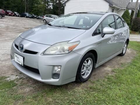 2010 Toyota Prius for sale at Williston Economy Motors in Williston VT