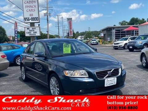 2010 Volvo S40 for sale at CADDY SHACK CARS in Edgewater MD