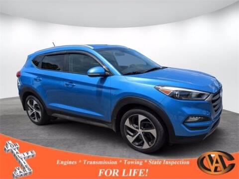 2016 Hyundai Tucson for sale at VA Cars Inc in Richmond VA