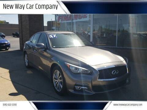 2017 Infiniti Q50 for sale at New Way Car Company in Grand Rapids MI