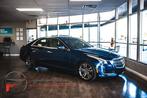 2014 Cadillac CTS for sale at Fortis Auto Group in Las Vegas NV