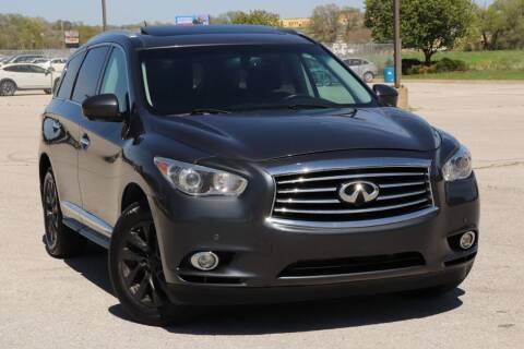2013 Infiniti JX35 for sale at Big O Auto LLC in Omaha NE
