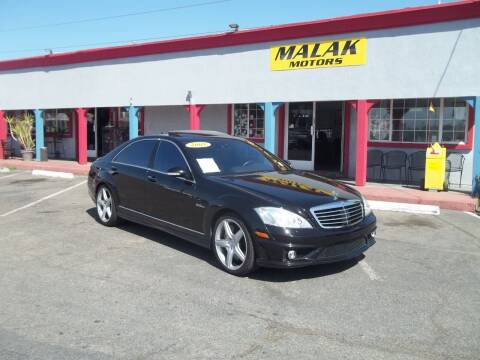 2008 Mercedes-Benz S-Class for sale at Atayas Motors INC #1 in Sacramento CA