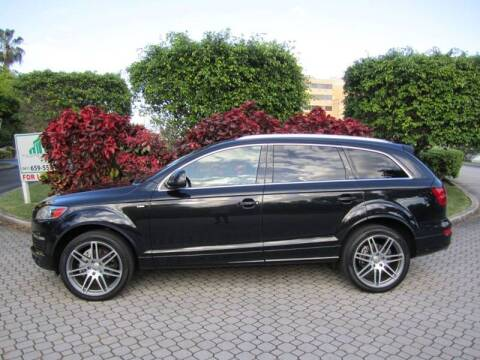 2008 Audi Q7 for sale at FLORIDACARSTOGO in West Palm Beach FL