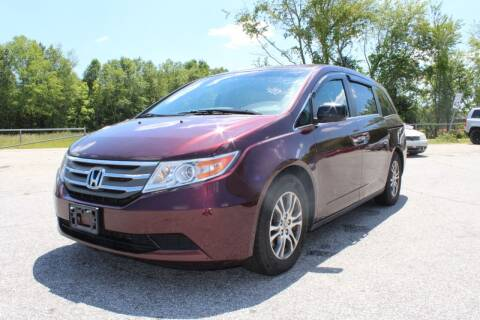 2011 Honda Odyssey for sale at UpCountry Motors in Taylors SC