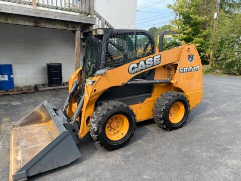 2013 Case SR220 for sale at Ginters Auto Sales in Camp Hill PA