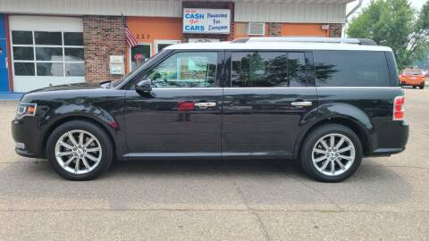 2013 Ford Flex for sale at Twin City Motors in Grand Forks ND