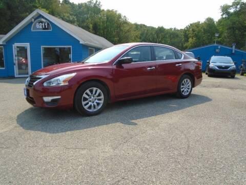 2014 Nissan Altima for sale at Michigan Auto Sales in Kalamazoo MI