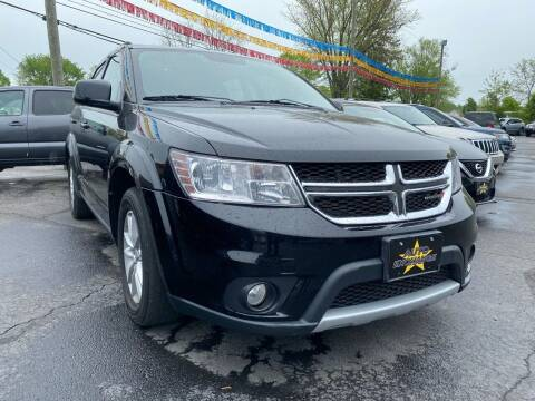 2014 Dodge Journey for sale at Auto Exchange in The Plains OH