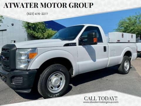 2012 Ford F-250 Super Duty for sale at Atwater Motor Group in Phoenix AZ