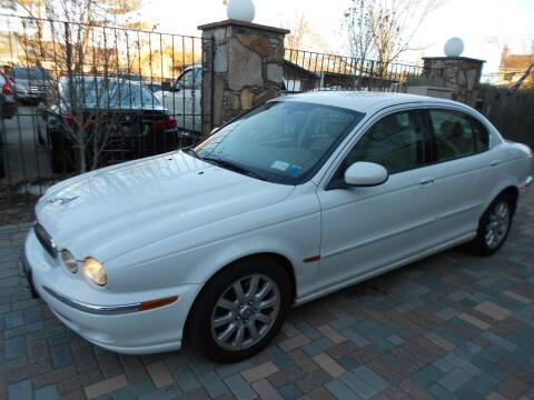 2003 Jaguar X-Type for sale at Precision Auto Sales of New York in Farmingdale NY
