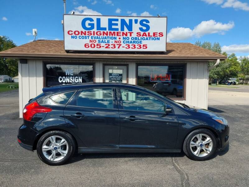 2014 Ford Focus for sale at Glen's Auto Sales in Watertown SD
