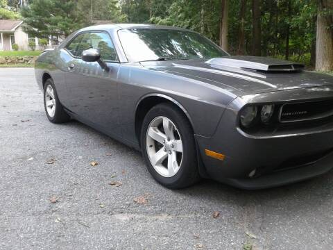2013 Dodge Challenger for sale at ELIAS AUTO SALES in Allentown PA
