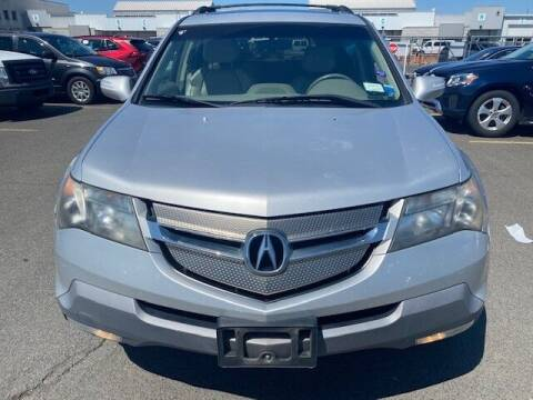 2007 Acura MDX for sale at Auto Legend Inc in Linden NJ