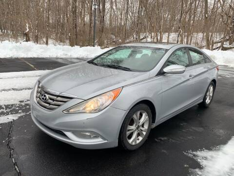 2011 Hyundai Sonata for sale at Volpe Preowned in North Branford CT