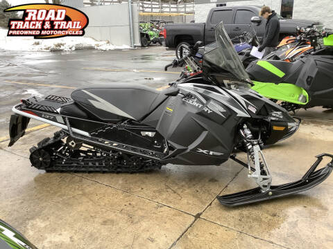 2019 Arctic Cat XF 9000 Cross Country Limited  for sale at Road Track and Trail in Big Bend WI