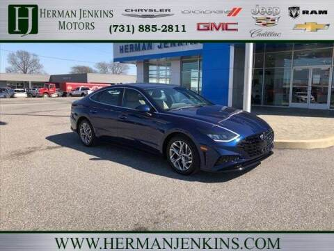 2020 Hyundai Sonata for sale at Herman Jenkins Used Cars in Union City TN