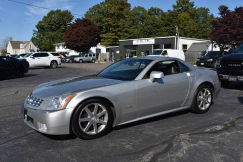 2006 Cadillac XLR for sale at AUTO ETC. in Hanover MA