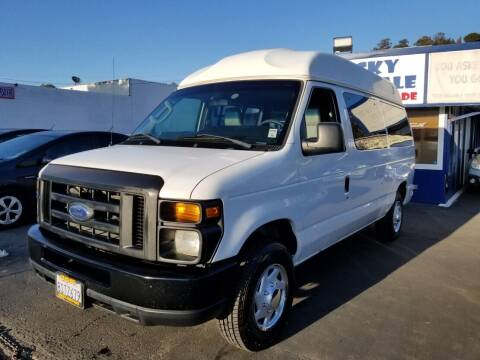 2011 Ford E-Series Cargo for sale at Lucky Auto Sale in Hayward CA