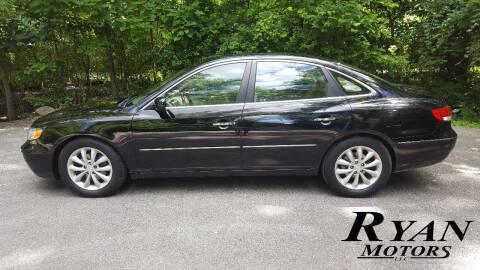 2006 Hyundai Azera for sale at Ryan Motors LLC in Warsaw IN