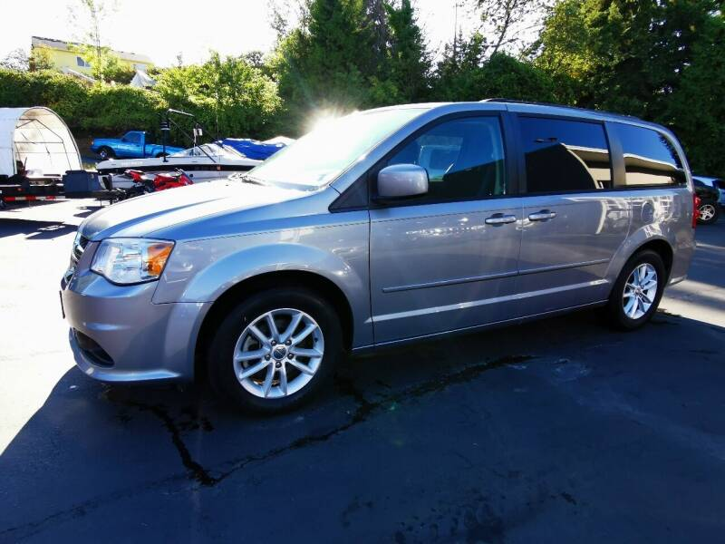 2014 Dodge Grand Caravan for sale at Legacy Auto Sales LLC in Seattle WA