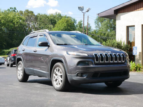 2014 Jeep Cherokee for sale at Jo-Dan Motors in Plains PA