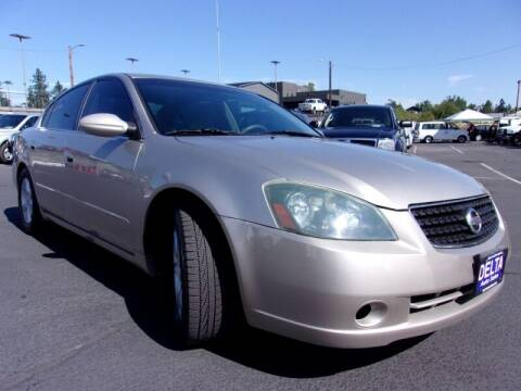 2005 Nissan Altima for sale at Delta Auto Sales in Milwaukie OR