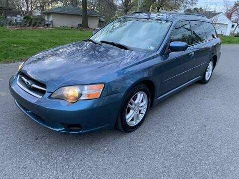 2005 Subaru Legacy for sale at Via Roma Auto Sales in Columbus OH