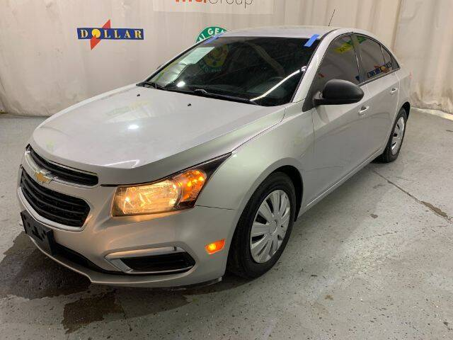 2016 Chevrolet Cruze Limited for sale in Lewisville, TX