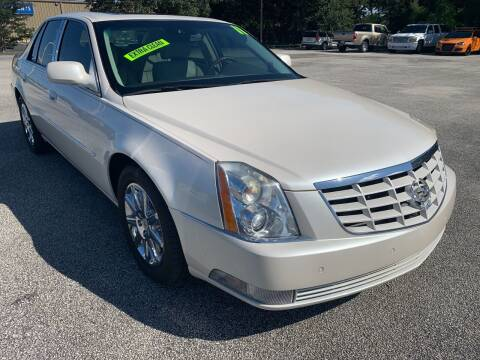 2011 Cadillac DTS for sale at The Car Connection Inc. in Palm Bay FL