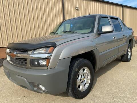 2002 Chevrolet Avalanche for sale at Prime Auto Sales in Uniontown OH