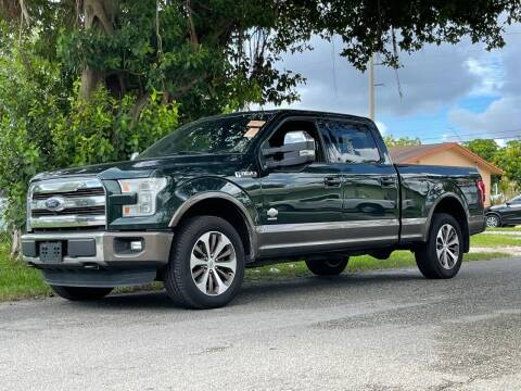 2016 Ford F-150 for sale at Auto Direct of South Broward in Miramar FL