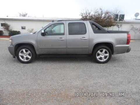2008 Chevrolet Avalanche for sale at Town and Country Motors in Warsaw MO