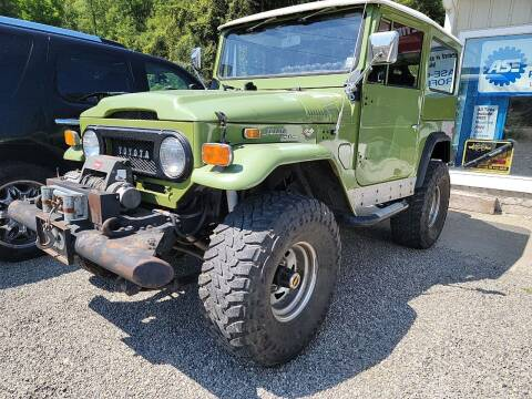 1971 Toyota Fj40 for sale at Alfred Auto Center in Almond NY