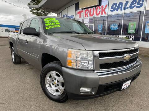 2008 Chevrolet Silverado 1500 for sale at Xtreme Truck Sales in Woodburn OR