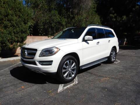 2014 Mercedes-Benz GL-Class for sale at California Cadillac & Collectibles in Los Angeles CA