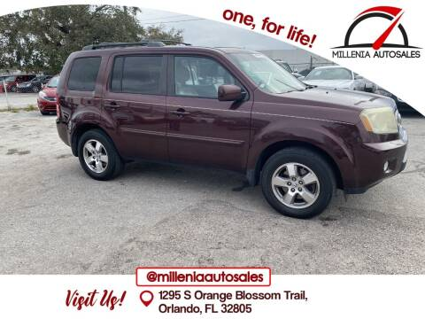 2011 Honda Pilot for sale at Millenia Auto Sales in Orlando FL