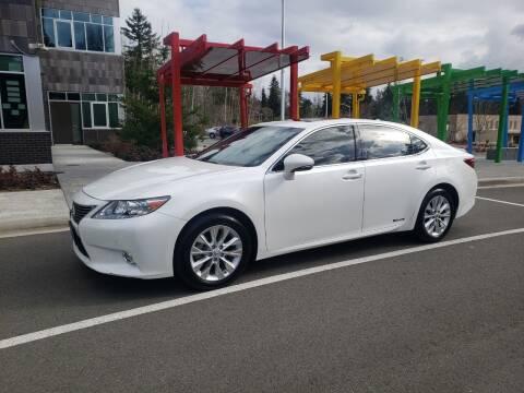 2015 Lexus ES 300h for sale at Painlessautos.com in Bellevue WA