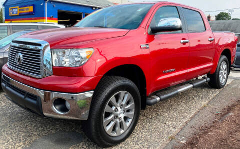 2011 Toyota Tundra for sale at Autoworks of Devon in Milford CT