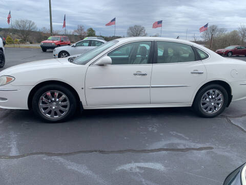 2008 Buick LaCrosse for sale at Doug White's Auto Wholesale Mart in Newton NC