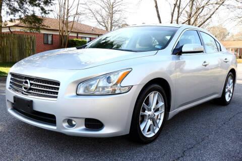 2011 Nissan Maxima for sale at Prime Auto Sales LLC in Virginia Beach VA