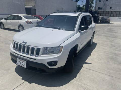 2011 Jeep Compass for sale at Hunter's Auto Inc in North Hollywood CA