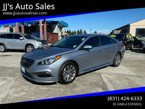 2016 Hyundai Sonata for sale at JJ's Auto Sales in Salinas CA