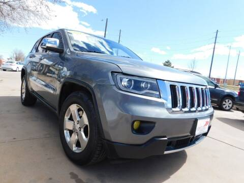 2012 Jeep Grand Cherokee for sale at AP Auto Brokers in Longmont CO