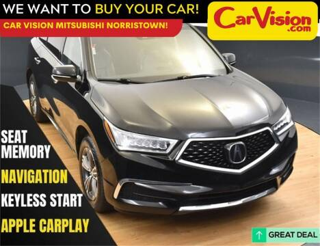 2018 Acura MDX for sale at Car Vision Mitsubishi Norristown in Norristown PA